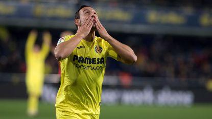 Cazorla zorgt na horrorblessure voor Madrileense schade: Spanjaard vloert Courtois tweemaal en houdt Real op draw