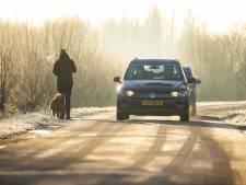 KNMI waarschuwt voor gladheid op de weg