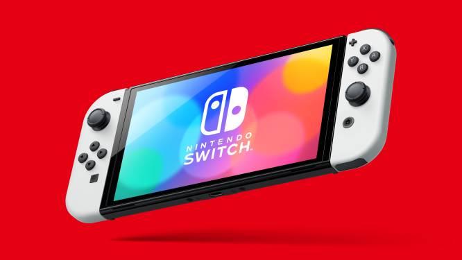 Nieuwe Nintendo-console schittert alleen dankzij zijn spectaculaire scherm