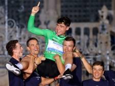 Jakobsen over puntentrui Vuelta: 'Wie had dit een jaar geleden gedacht?'