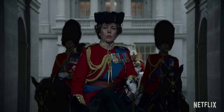 The Crown Beeld Netflix