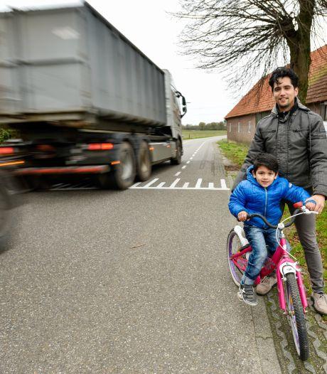 Raad wil fietspad zonder wegversmalling langs Broekzijde in Moergestel
