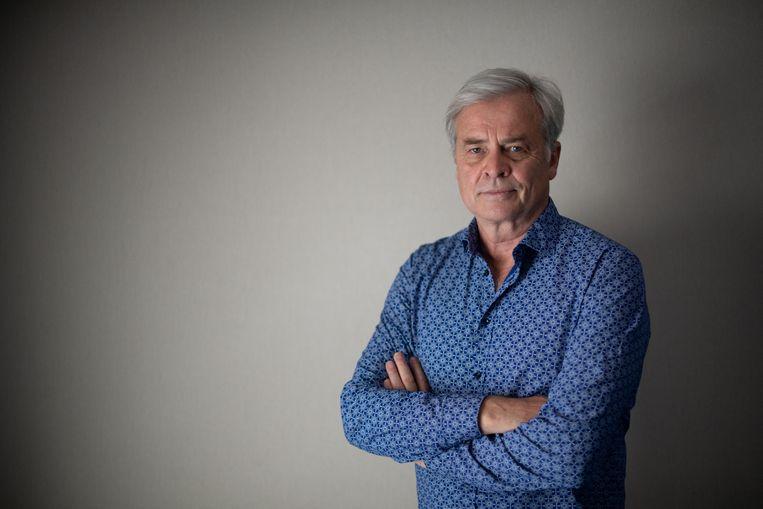 Emmanuel Courcol: 'Cultuur kan een centrale rol spelen in gevangenissen bij rehabilitatie.' Beeld Hollandse Hoogte / AFP