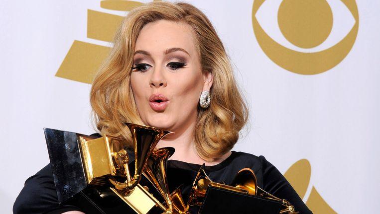 Adele. Beeld epa