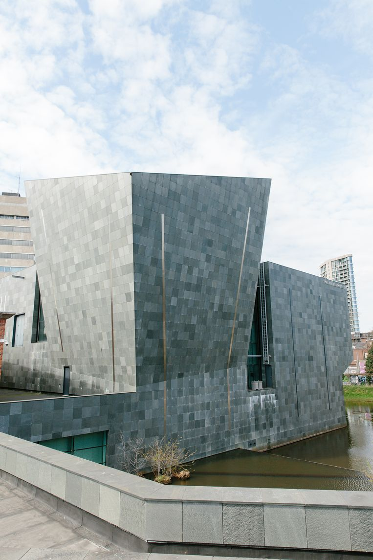 Het Van Abbemuseum. Beeld Kevin Faingnaert