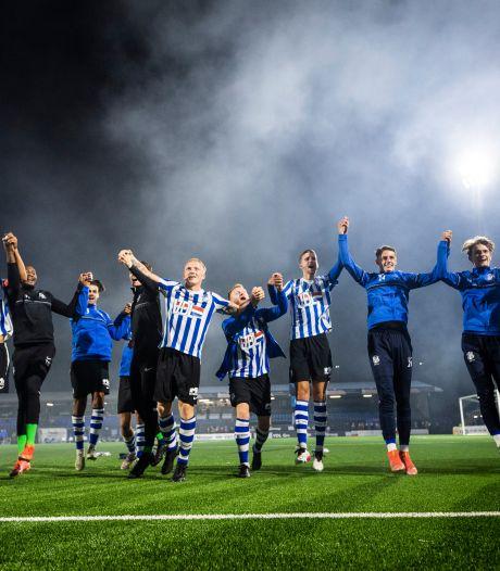 Bekerloting: Helmond Sport naar Groningen, FC Eindhoven tegen DVS'33 en Gemert treft oude bekende