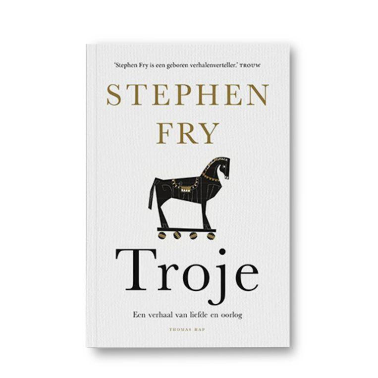 Troje - Stephen Fry Beeld Uitgeverij Thomas Rap