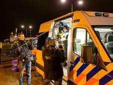 Veertien bestuurders vallen door mand bij alcoholcontroles in midden-Brabant