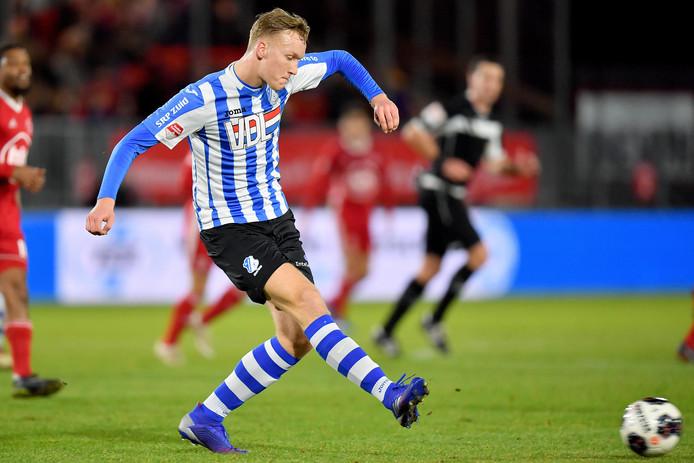 Gijs van Otterdijk maakte in maart zijn debuut tegen Almere City (0-2 verlies) en speelde de hele wedstrijd tegen Sparta (0-0). Op bezoek bij RKC staat de 17-jarige in de basis.
