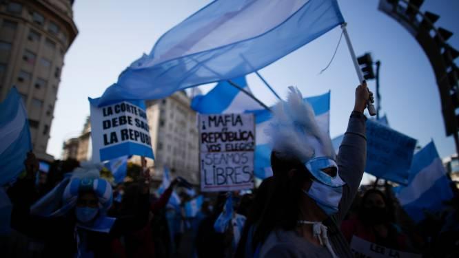 Argentinië verlengt strenge maatregelen tot 11 oktober