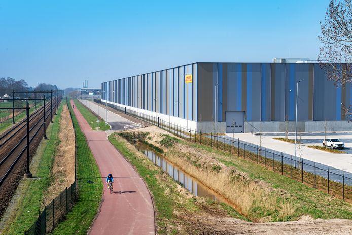DHL is een van de logistieke bedrijven gevestigd op Bijsterhuizen.