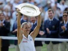 Premier Wimbledon pour Kerber, déception pour Serena Williams