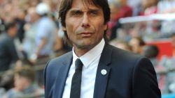"""Antonio Conte bedankt zijn """"vrienden"""" bij Chelsea"""