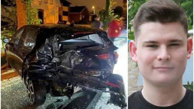 """Robbe (23) ziet splinternieuwe auto geramd worden op verjaardag: """"Ik heb keihard gewerkt voor deze wagen"""""""