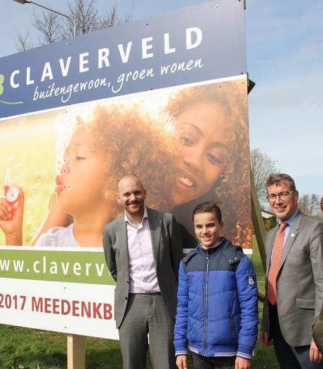 Startsein voor nieuwe Vlissingse wijk Claverveld