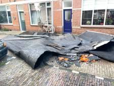 Storm richt spoor van vernieling aan in de regio: vier woningen in Kampen onbewoonbaar verklaard en Apeldoorn deels onbegaanbaar