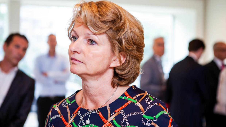 Shelltopvrouw Marjan van Loon: 'Nederland heeft heel veel aan Shell' Beeld ANP