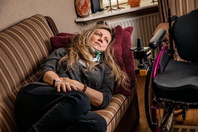Er gloort weer een beetje hoop voor Valkova. Al ligt die hoop wel in Barcelona, waar in een particulier ziekenhuis een specifieke behandeling wordt uitgevoerd.