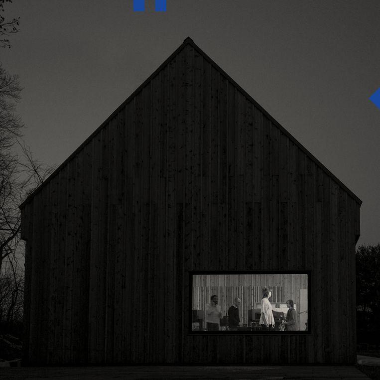 De cover van 'Sleep Well Beast' van The National.  Beeld © The National