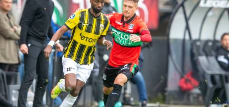NEC mist Mattsson, Duelund en Van der Sluijs tegen FC Twente, Ruiz twijfelgeval