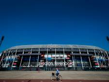 Lichtmasten gerepareerd in De Kuip: Nederland-Frankrijk gaat vrijdag gewoon door