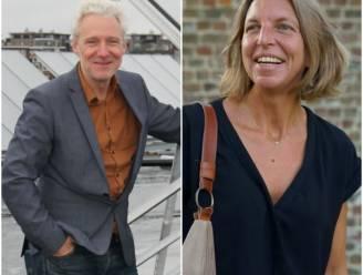 Schepenwissel in Etterbeek: Rik Jellema geeft fakkel door aan Caroline Joway