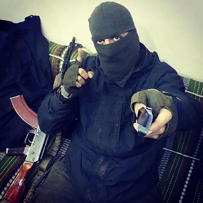 Jihadstrijder Soufian uit Den Haag verbleef de laatste maanden voor zijn dood in Raqqa, de 'hoofdstad' van het door IS uitgeroepen kalifaat.