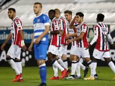 Willem II blijft voetballend en qua punten achter op vorig seizoen