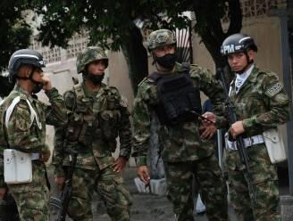 Meerdere gewonden na explosie bomauto op militaire basis in Colombia