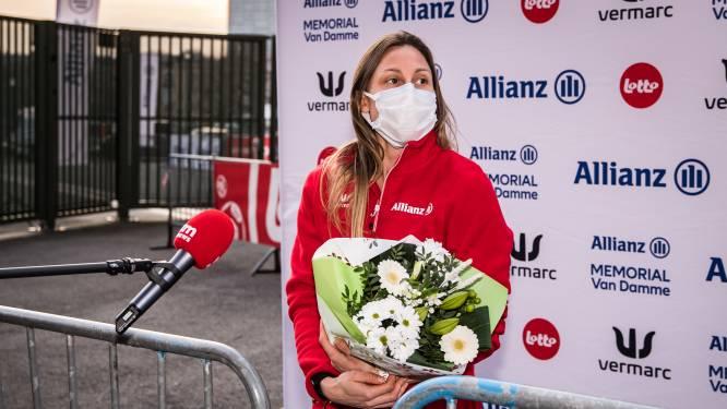 """Eline Berings zwaar ontgoocheld na coronasoap op EK indoor: """"Ik werd alleen nog maar aanzien als 'Covid'"""""""