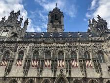Gaas voor de balustrade monumentaal stadhuis: 'Nodig voor veiligheid en valt bijna niet op'