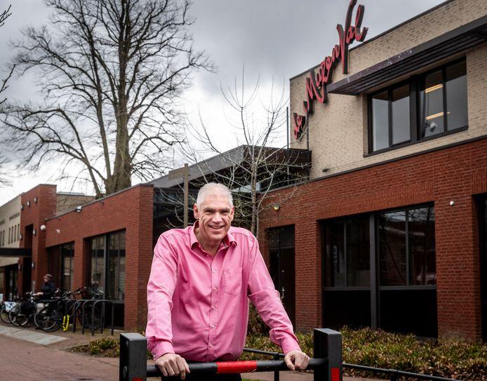 Ron Vosters beheerder van de Muzenval.