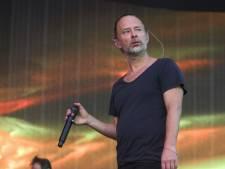 Radiohead-frontman Thom Yorke komt weer naar Nederland