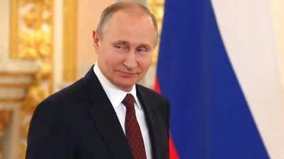 """Poetin waarschuwt westen: """"Nieuwe aanvallen op Syrië zullen tot chaos leiden"""""""
