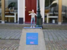 Je eigen standbeeld: Lekker Bezig Leiden geeft er tien weg