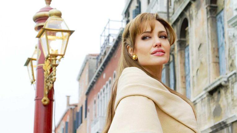 Angelina Jolie in 'The Tourist' Beeld TMDB