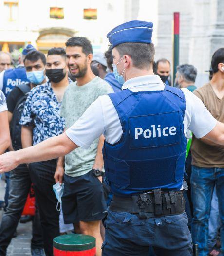 """Afflux de sans-papiers à Bruxelles: """"Cela fait 13 ans que je suis en Belgique"""""""