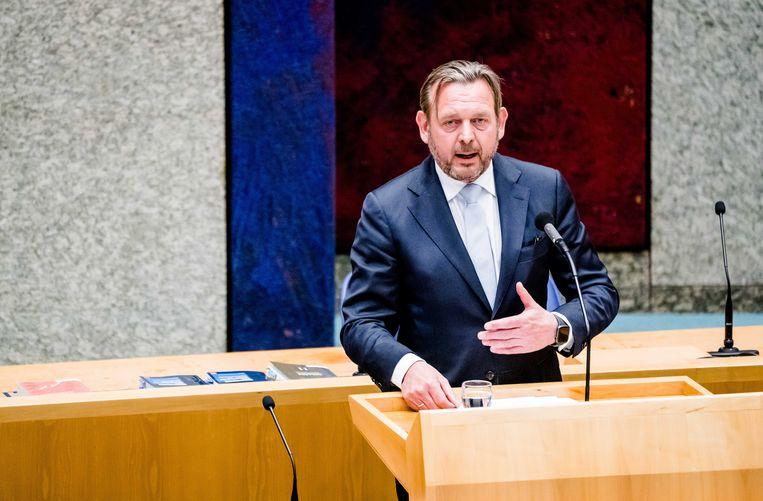Ombudsman Reinier van Zutphen.  Beeld ANP