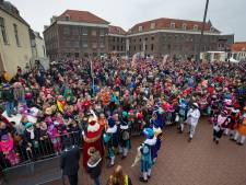 Geen traditionele intocht, maar kinderen kunnen Sint vanuit de auto of op de fiets verwelkomen in Kampen