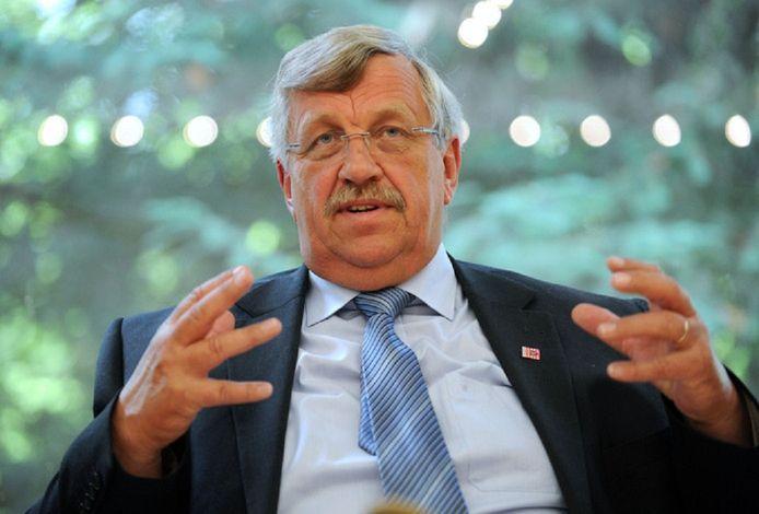 Walter Lübcke, la victime
