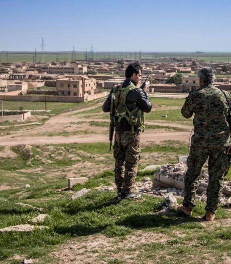 Offensive contre l'EI dans le nord-est de la Syrie