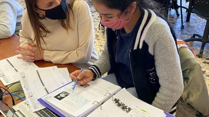 Sint-Jozefinstituut ondersteunt anderstalige leerlingen met hulp van de provincie