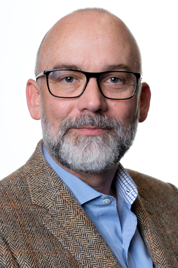 Willem Rutjens, fractieleider Forum voor Democratie (FvD) in Brabant.