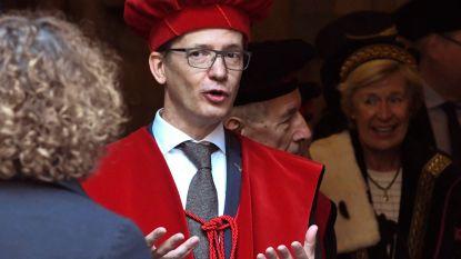 """Geduld van rector is op na dodelijke studentendoop: """"Wie charter niet ondertekent, riskeert sancties die zelfs kunnen leiden tot uitsluiting KU Leuven"""""""