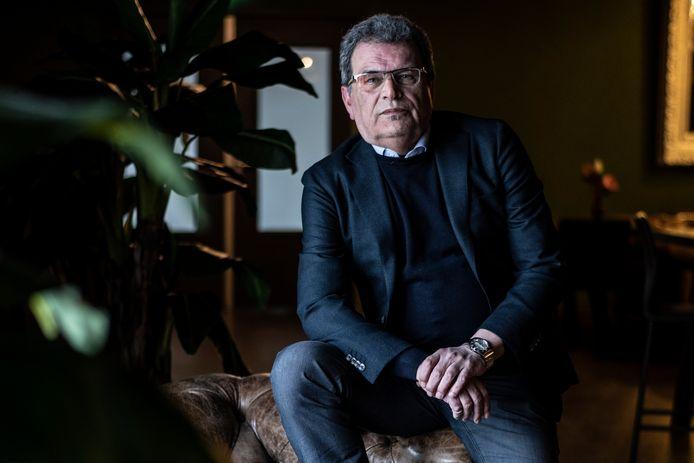 Ted van Leeuwen, de nieuwe technisch directeur van NEC.
