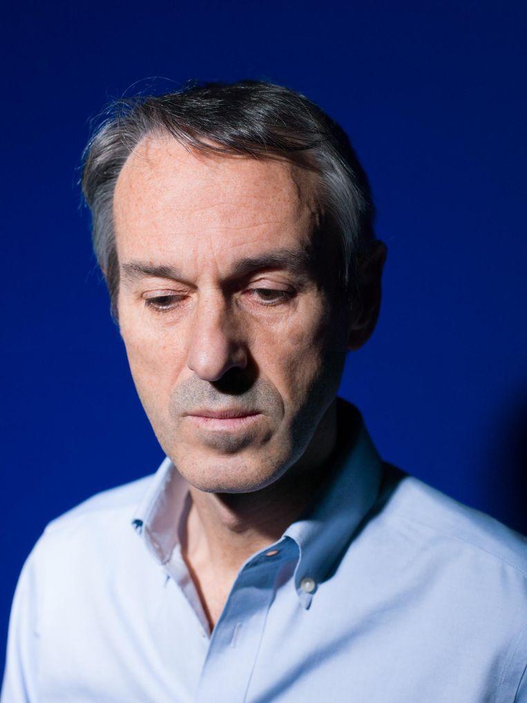 Ivo van Hove: 'Ik doe in mijn werk een beroep op alle zintuigen van de toeschouwer.' Beeld Ivo van der Bent/Lumen