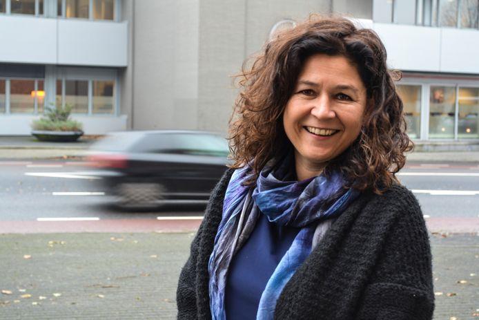 Samantha Dinsbach, directeur GGD Twente