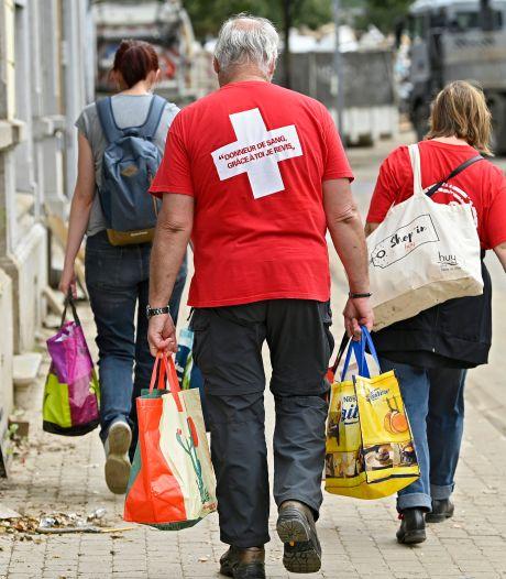 La Croix-Rouge cherche des bénévoles pour l'aider dans sa distribution de repas