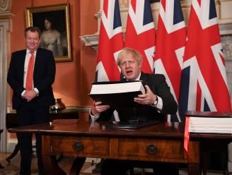 """Britse regering omschrijft relatie met EU als """"problematisch"""""""
