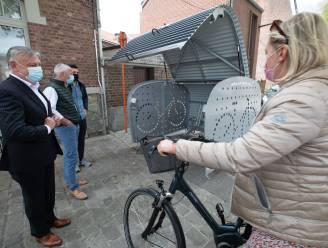 """Tongeren plaatst vier fietskluizen: """"Alternatief voor fietsenstalling"""""""